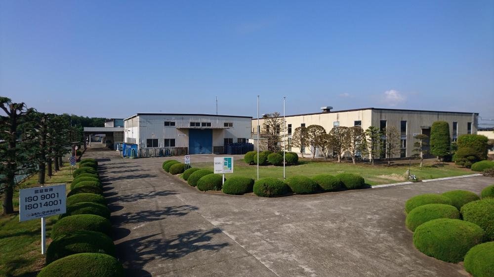 シルバーロッド株式会社結城工場の写真