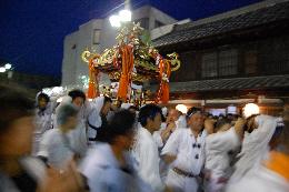 『結城夏祭り』の画像