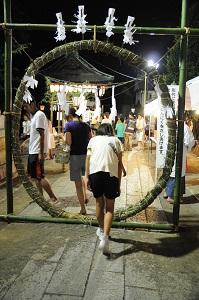 『夏越祭』の画像