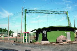 『北関東中学校野球大会発祥の地,川木谷球場』の画像