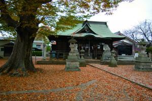 小森の大桑神社