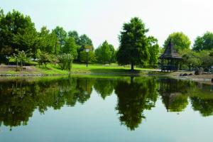 『きぬ川ふれあい公園』の画像