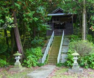 『矢畑の愛宕神社』の画像