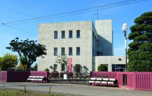 上山川小学校