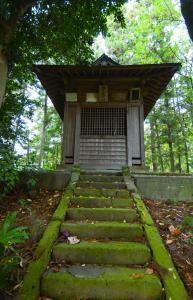 南宿の愛宕神社