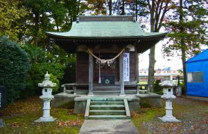 片蓋の山神社