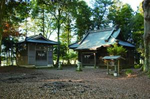 『香取神社・熊野神社』の画像