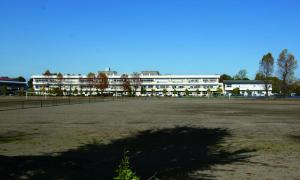 『結城南中学校』の画像