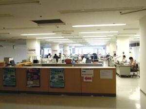『市役所駅前庁舎1』の画像