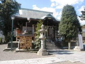 健田須賀神社1