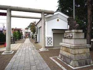 健田須賀神社2