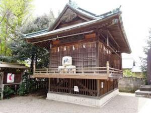 『健田須賀神社3』の画像