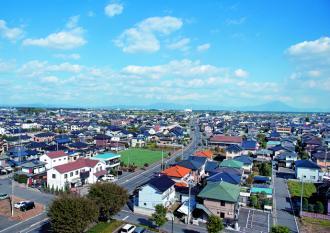 『『南部市街地の街並み』の画像』の画像