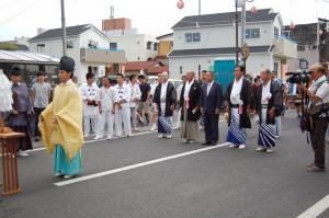 H28.9月結城夏祭り中日