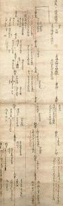 山川氏系図