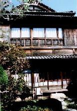 鈴木紡績主屋