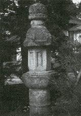 石幢(華蔵寺)