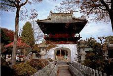 乗国寺楼門