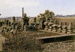 山川家歴代霊廟