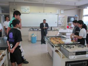 20160827親子ふれあい料理教室
