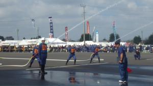 『H27 操法大会 競技(2)』の画像