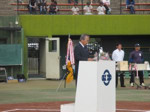 20160917第27回少年野球絹川大会