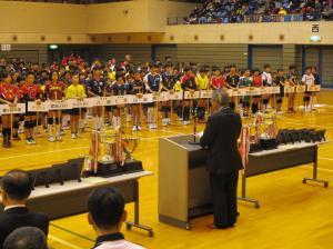 20161119第32回関東小学生バレーボール大会