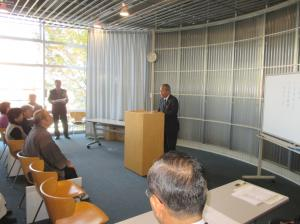20161113第42回本場結城紬作品展表彰式