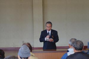20161225上山川北部地区工業団地地権者総会