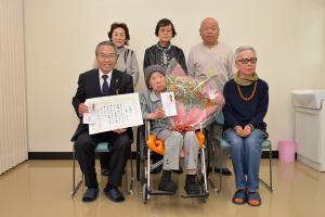 20170123 百歳(亀岡いよさん)