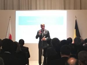 20170228「日本・ベルギー友好150周年」閉会式