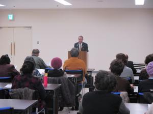20170207老人大学市長講話 閉講式