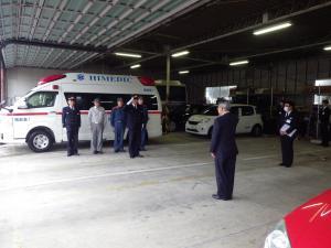 20170321救急車(南出張所配置)納車報告