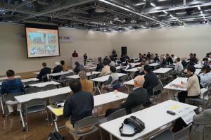 『平成28年度協働のまちづくり市民活動報告会・市民講座画像(1)』の画像