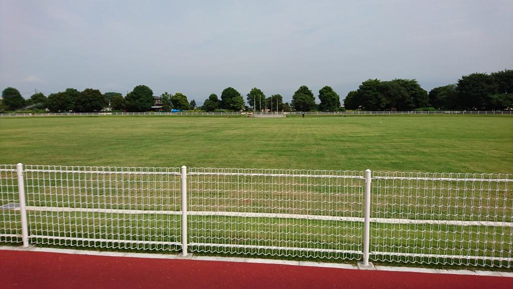 『サッカー場』の画像