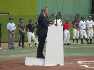 20170624第17回北関東学童野球大会