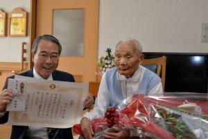 20170712(100歳祝い)坂本甚吉さん (640x427)
