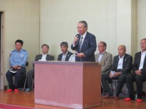 20170718 上山川老人クラブ七福会平成29年度研修大会