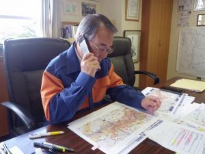 20170711 平成29年度下館河川事務所水害時ホットライン訓練
