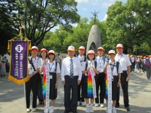『20170806 広島平和記念式典祝賀会』の画像