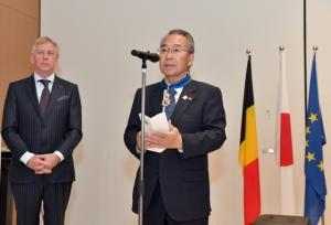 201171117 ベルギー勲章