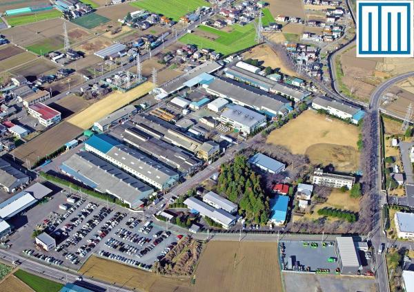 日本無機株式会社結城工場の写真