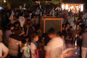 『『『ホタル祭り風景写真』の画像』の画像』の画像