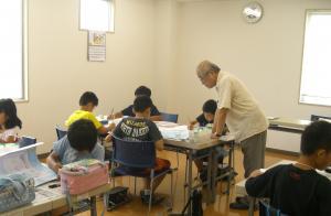 H29 子ども絵画教室