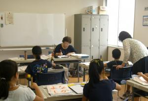 H29 子ども習字教室