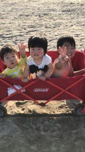 『『【H30夏の思い出】5.指首莱惺さん 昴惺さん 悠惺さん』の画像』の画像