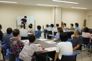 『認知症予防教室1』の画像