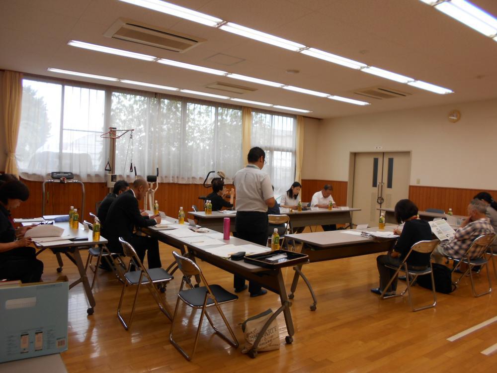 20190723合意形成の場(障害者福祉センター)
