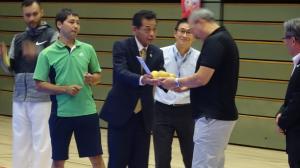 カザフスタン空手選手の東京オリンピック事前キャンプを実施しました ...